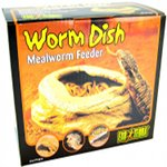 Exo Terra Worm Dish