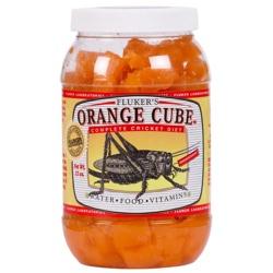 Fluker's Orange Cube Cricket Diet