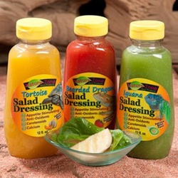 Nature Zone Salad Dressing for Bearded Dragons