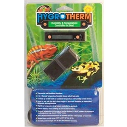 Zoo Med Hygrotherm Thermostat & Humidstat