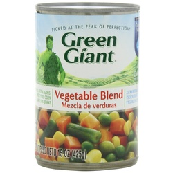 Green Giant Mixed Vegetables