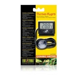 Exo Terra Digital Thermometer-Hygrometer Gauge