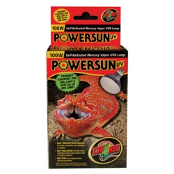 Zoo Med PowerSun 100w UV Basking Bulb
